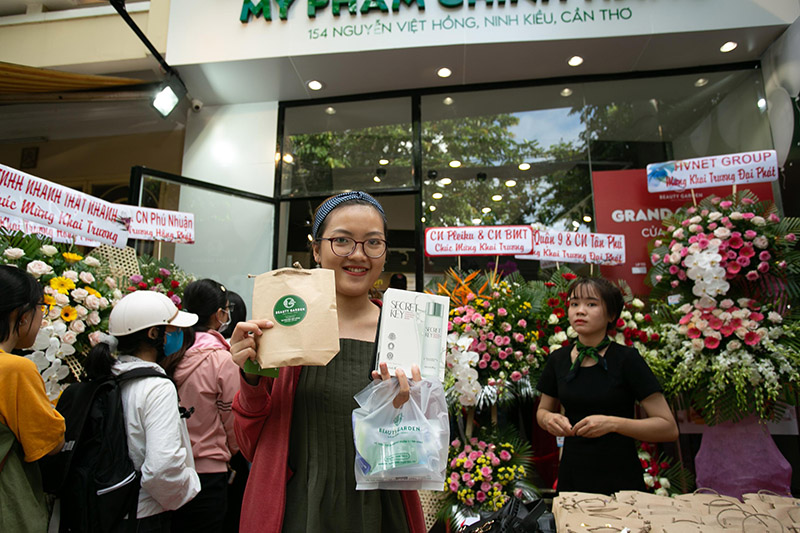 beauty garden tiep tuc khai truong cua hang thu 11 tai can tho hinh anh 4