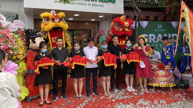 Cửa hàng mỹ phẩm Beauty Garden thứ 12 đã có mặt tại Biên Hòa, Đồng Nai