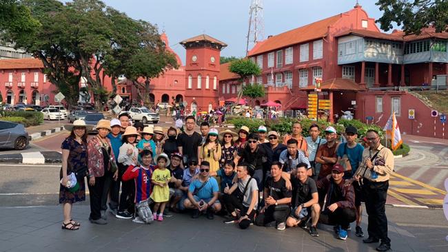 Các lãnh đạo HVNet Group du lịch trải nghiệm tại 2 Quốc gia Singapore & Malaysia
