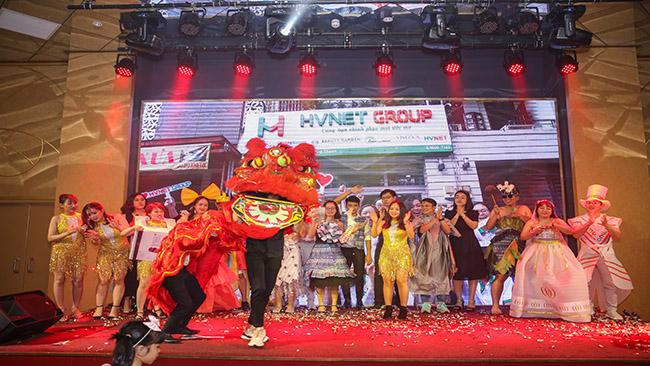 Tiệc tất niên 2019 - HVNet Group
